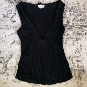 Urban outfitters silence+noise knit tank top